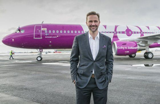 Icelandic airline names plane TF-GAY to support the LGBT community