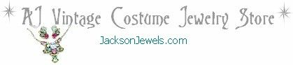 GREAT SITE FOR HISTORY/INFORMATION ON VINTAGE JEWELRY DESIGNERS, MARKS, etc. :  Vintage Costume Jewelry Designers - Marks, Company History, Information and Research