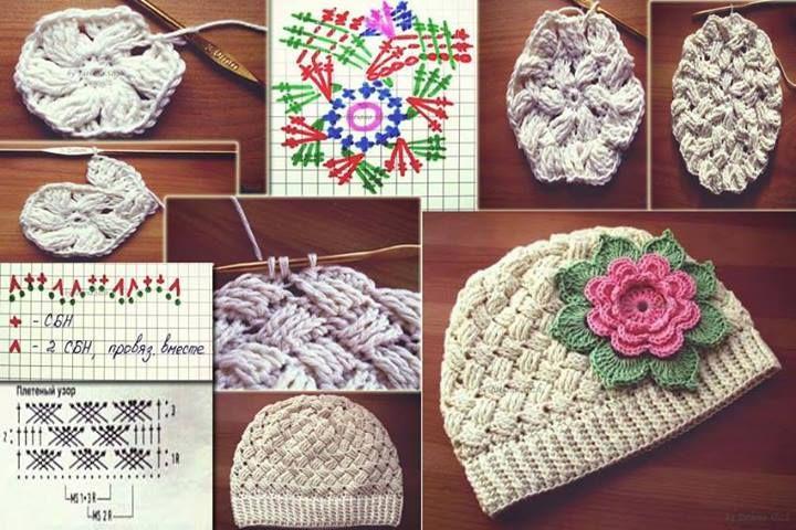 53 best Handarbeiten - Mützen, Schal, Handschuhe images on Pinterest ...