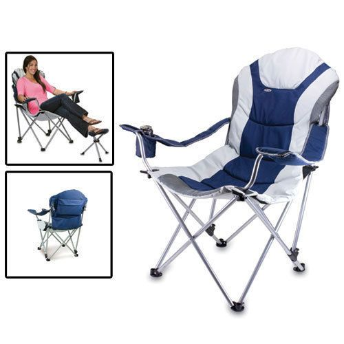 3 Point Reclining C& Chair with Footrest  sc 1 st  Pinterest & 13 best Camping Chairs with Footrest images on Pinterest | Camping ... islam-shia.org