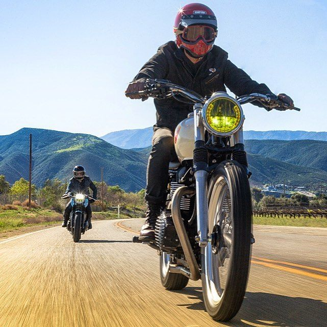 Bubba is the new app for sharing within the motorcycle community.
