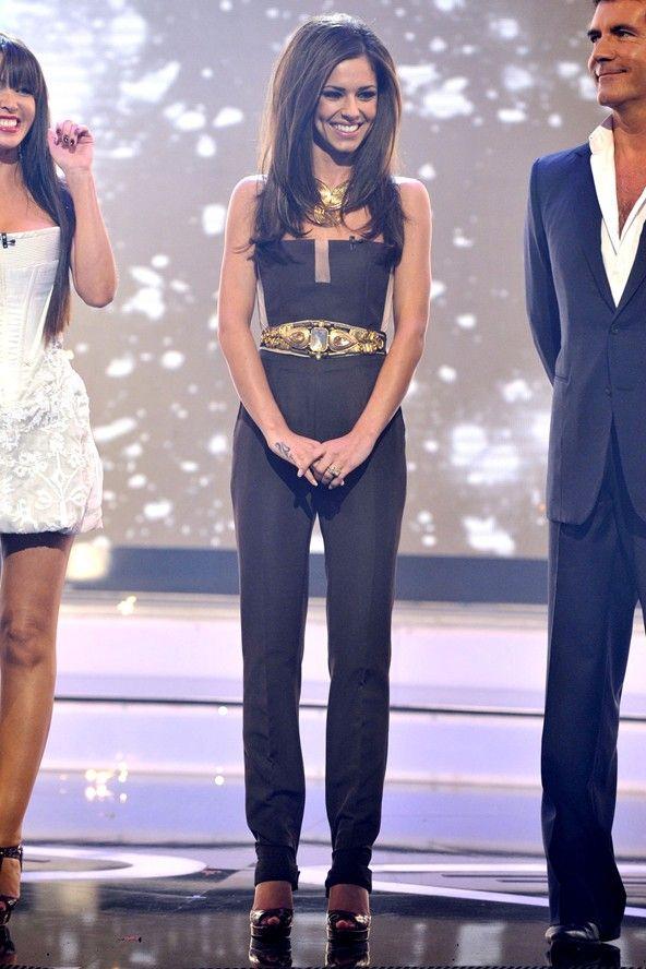 Cheryl Cole's cute jumpsuit