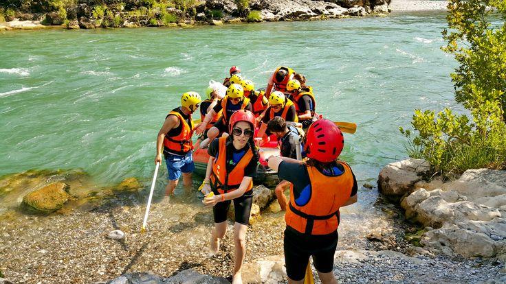 Antalya Rafting 0530 4584302 Mega Rafting