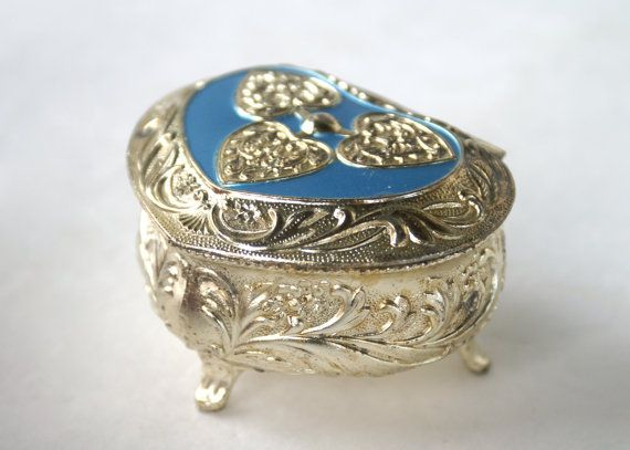 328 best Vintage Jewelery Boxes images on Pinterest Jewel box