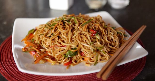 Best Chinese Chow Mein