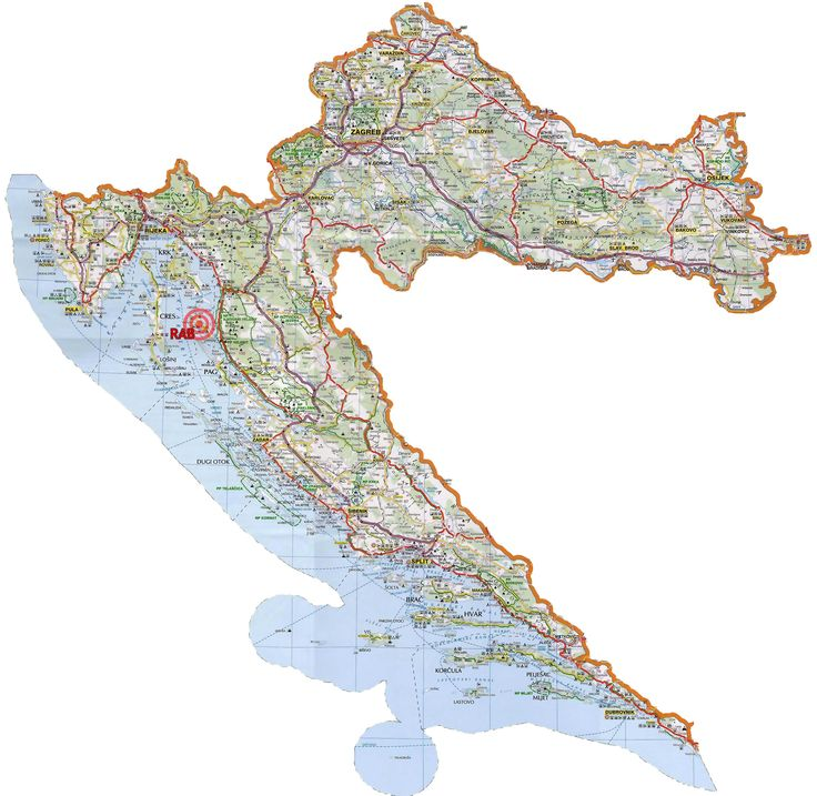 croatia-car-map