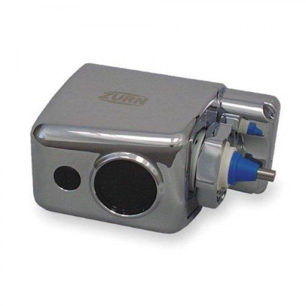 Zurn ZERK-CPM E-Z Flush Automatic Retrofit Kit for Closet and Urinal Valves with Metal Cover  The Zurn ZERK-CPM #AquaSense E-Z Flush Automatic #Retrofit #Kit for Toilets and Urinals is designed to provide automatic flushing for urinal and/or water closet flush valves.  Features : Chrome-Plated Metal E-Z Flush Sensor unit *Installs in minutes and provide years of trouble free operation...