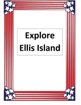 This is an excellent activity which allows students to virtually tour Ellis Island and examine what the immigrant experience was like.