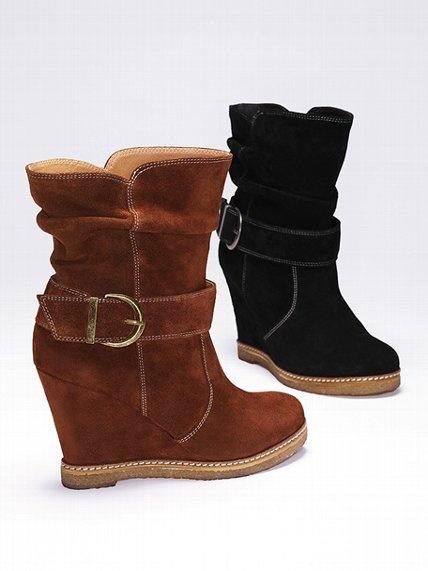 Kelsi Dagger Haley Suede Bootie #VictoriasSecret http://www.victoriassecret.com/sale/shoes/haley-suede-bootie-kelsi-dagger?ProductID=70715=OLS?cm_mmc=pinterest-_-product-_-x-_-x
