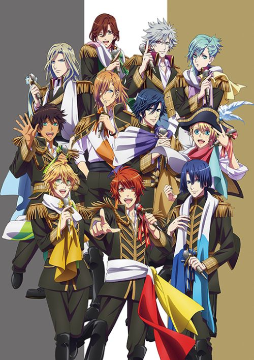 "Fourth ""Uta no☆Prince-sama"" TV Anime Slated For Fall Social media reports from this weekend's ""MagiLOVELIVE 5th Stage"" event say that the fourth season of anime has been scheduled for fall 2016 #utanoprincesama #utanoprincerevolutions #utanoprince2000% #MagiLOVELIVE5thStage #4esaison #automne #2016 #anime #musique #TVanime #Heavens PLUS D'INFO VIA ""VISITE"""