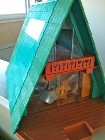 Bijou Living | Blog: 16 Best of Craigslist Vancouver May 27th Fisher Price A-Frame dollhouse