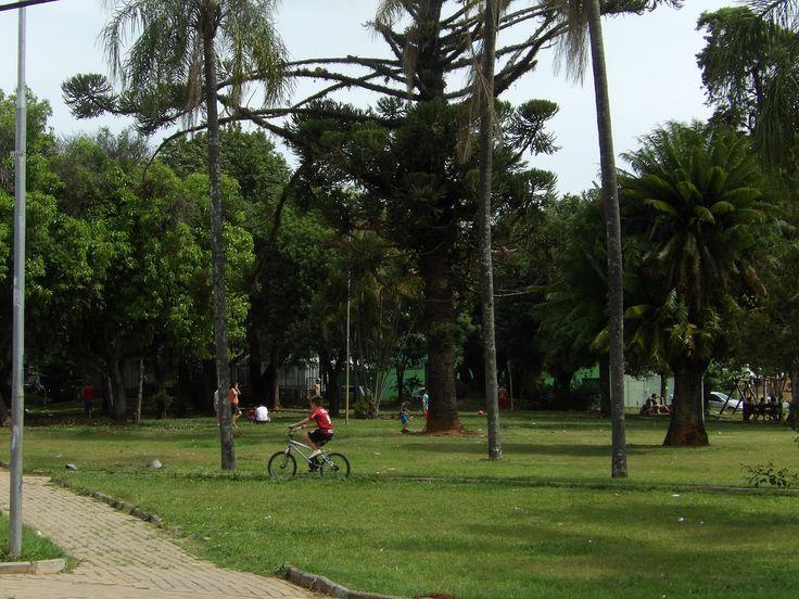 Praça Jacinto Osório - Bragança Paulista/SP | KODAK Digital Still Camera