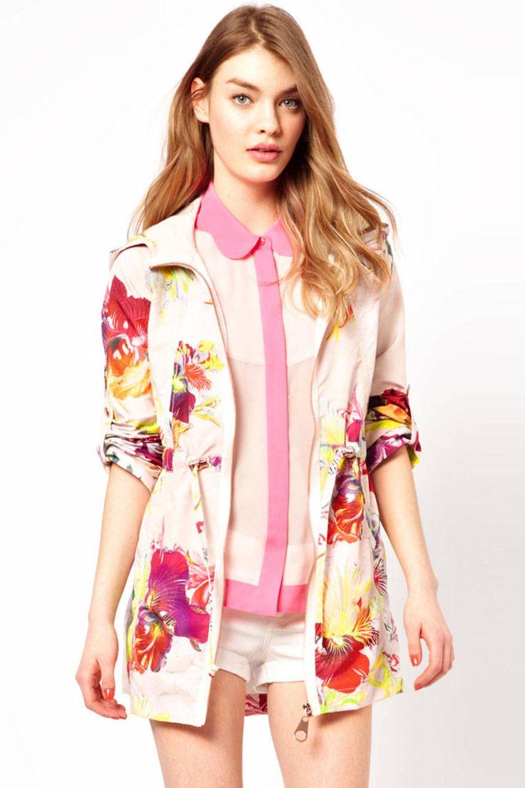 Rainy Day Fashion - Designer Rain Boots Raincoats, and Gear for Women - Elle