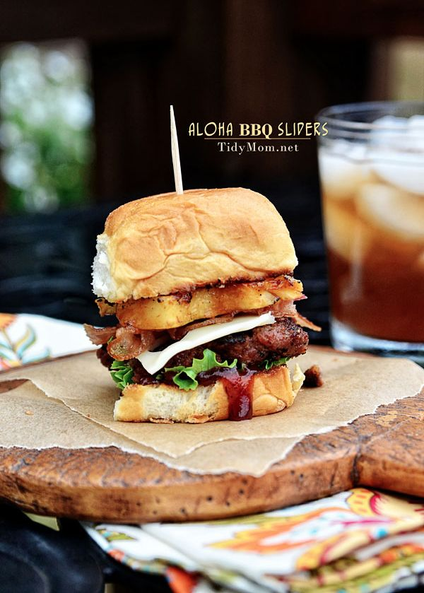 Can't Get Enough Of Grilling Out Try This Amazing Mini Beef Burger
