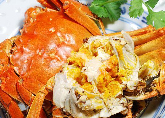 Eat Shanghai Hairy Crab #china #food | china food ...