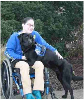 A touching service dog story.....service dogs never cease to amaze me.