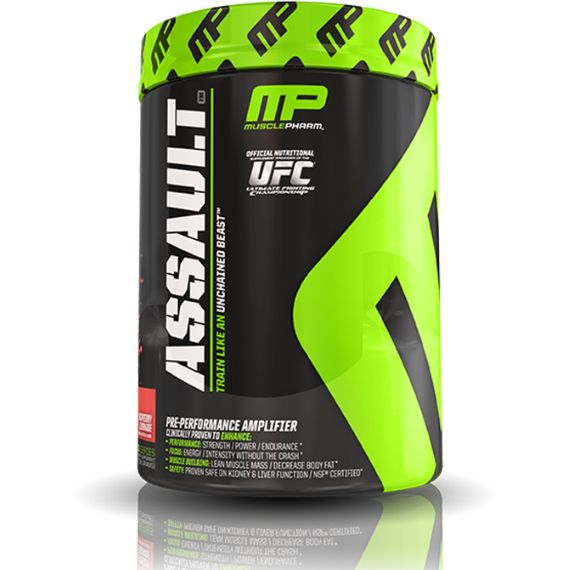 MusclePharm Assault (New Formula) | Pre Workout - The UK's Number 1 Sports Nutrition Distributor | Shop by Category – The UK's Number 1 Sports Nutrition Distributor | Tropicana Wholesale