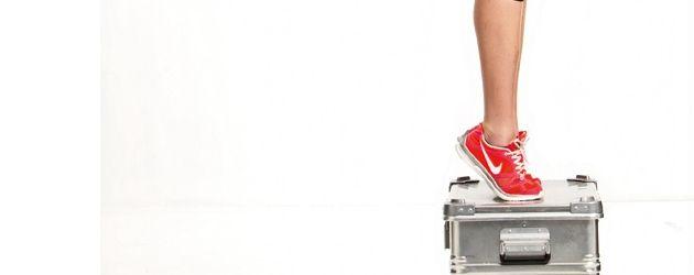 Målrettet øvelse: Tykke lægge - Så kan de blive pæne og veltrænede og man slipper for lår i skoene :-)