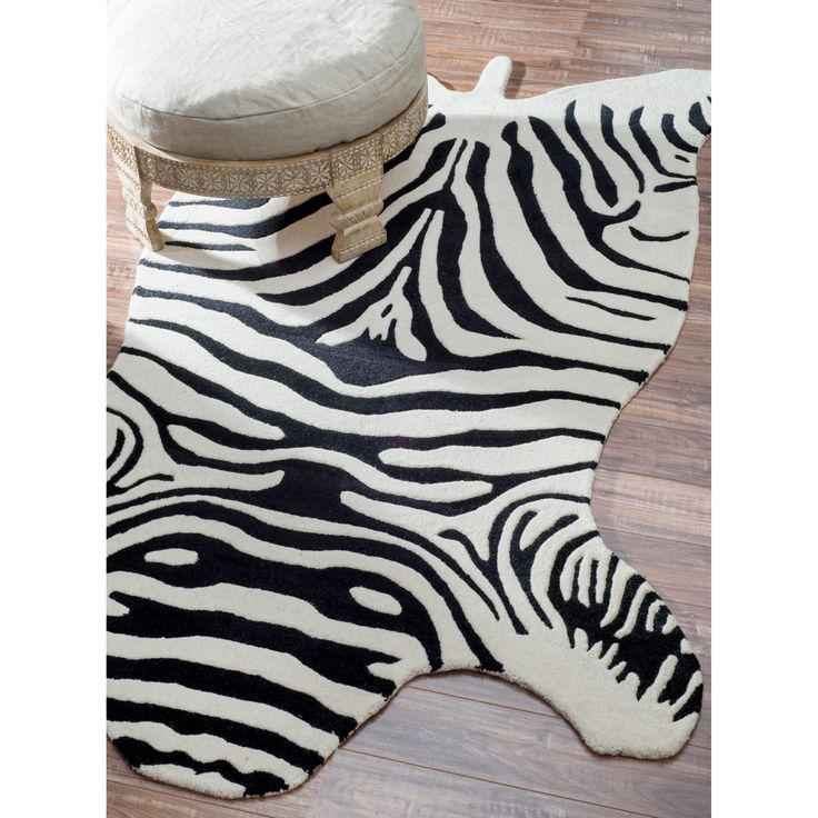 This Animal Shaped Rug Is A Great Accent Piece For Any Room As It Portrays
