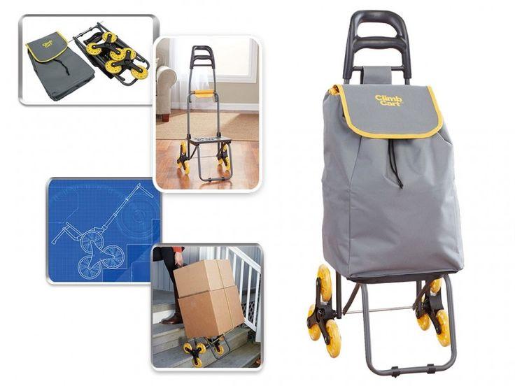 best 25 folding cart ideas on pinterest uber transportation technology and gadgets and gizmos. Black Bedroom Furniture Sets. Home Design Ideas