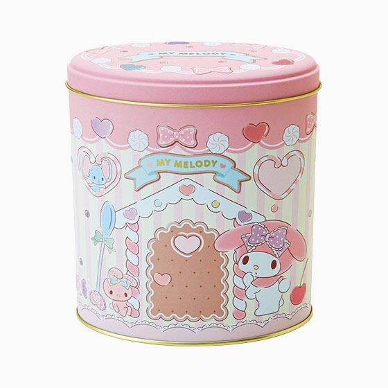 My Melody canned chocolate confectionery