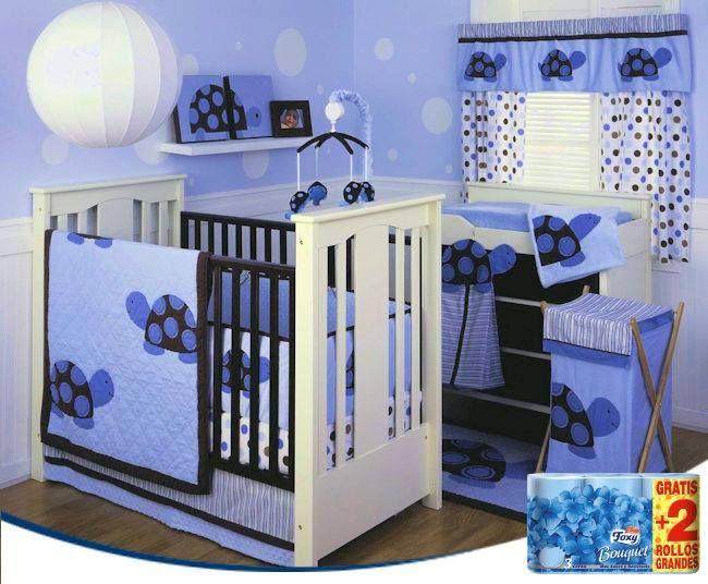 Coloca cortinas altas en el cuarto del bebé. Así no se agarrará a ellas cuando empiece a levantarse del suelo. Evitarás destrozos en la tela y riesgos innecesarios.