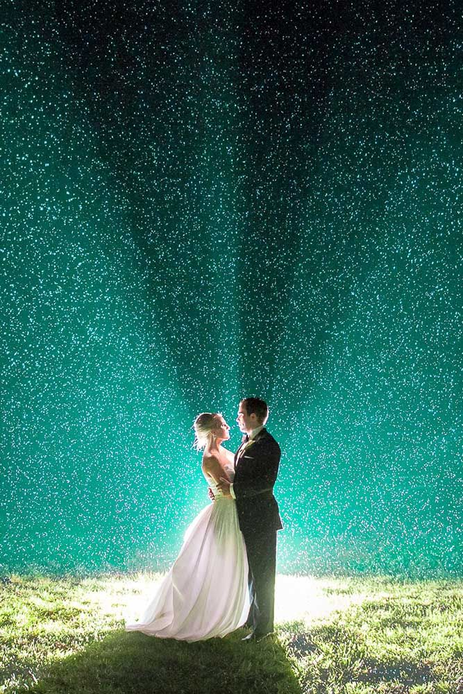 Incredible Night Wedding Photos That Are Must See ❤ See more: http://www.weddingforward.com/night-wedding-photos/ #weddings