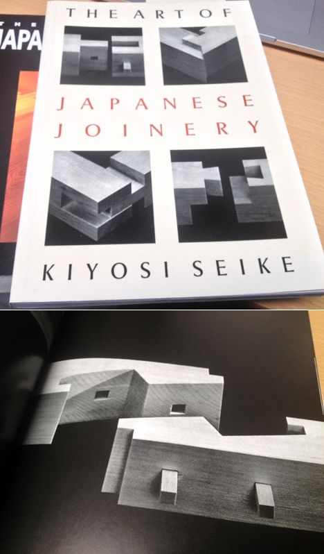 Book: The Art of Japanese Joinery
