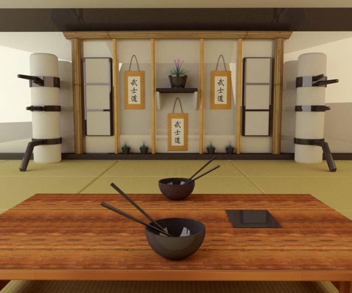 Japanese Decoration Ideas For Your European Home Japanese Decor