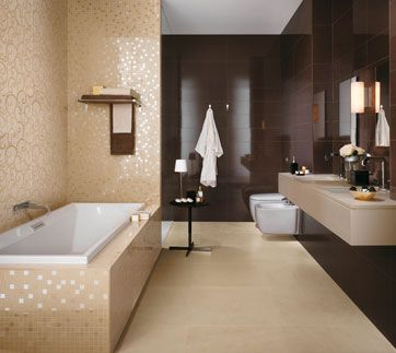 fa ence design magnifique decoceram le r seau des sp cialistes du carrelage salle de bain. Black Bedroom Furniture Sets. Home Design Ideas