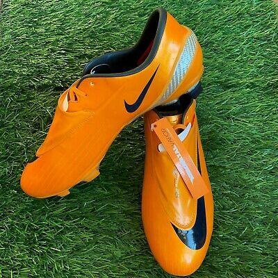 Distribución más Resplandor  Ad(eBay Link) Nike Mercurial Vapor IV iv FG 317727 841 00 11,5US 10,5UK  2007 BNIB Italy RARE | Chuteiras, Futebol