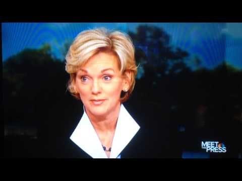 Jennifer Granholm jokes that Obama will supervise writing the Obamacare website code. Uh yea, Jennifer Granholm acting like a bigger retard than she already is…