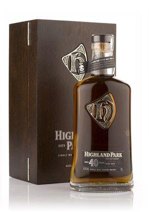 Highland Park 40 Year Old - Master of Malt