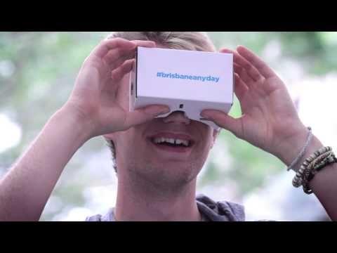 Brisbane uses Google Cardboard in promotional exercise - Ausdroid