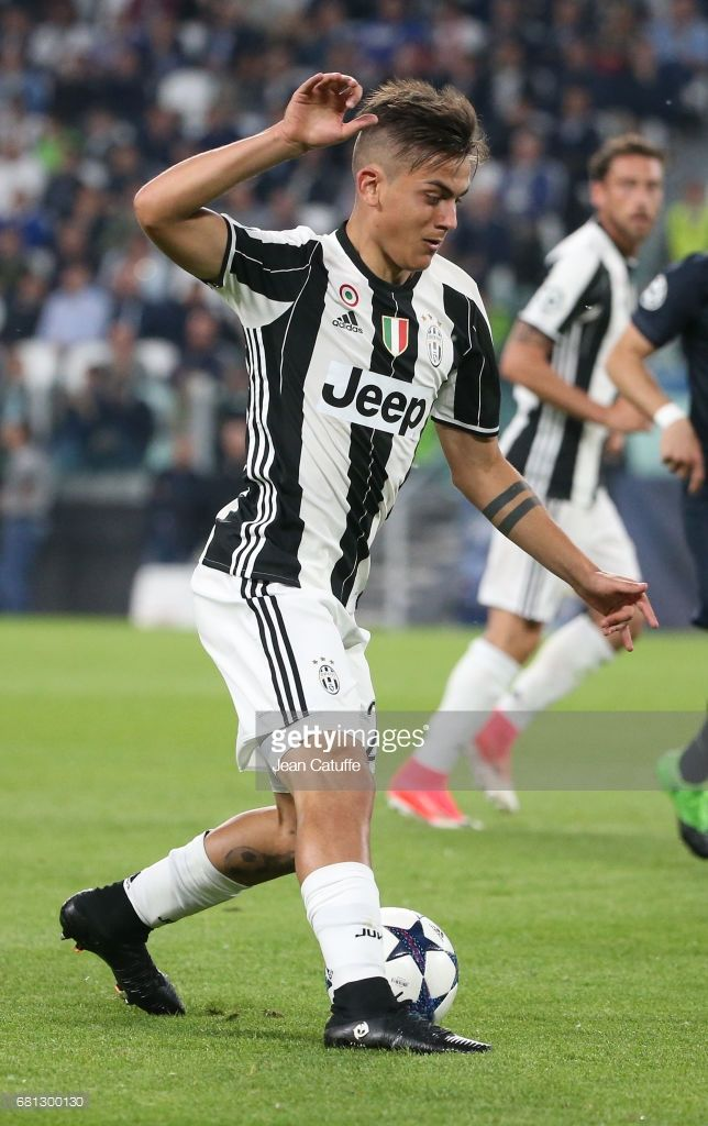 Paulo Dybala of Juventus during the UEFA Champions League semi final second leg match between Juventus Turin and AS Monaco at Juventus Stadium on May 9, 2017 in Turin, Italy.