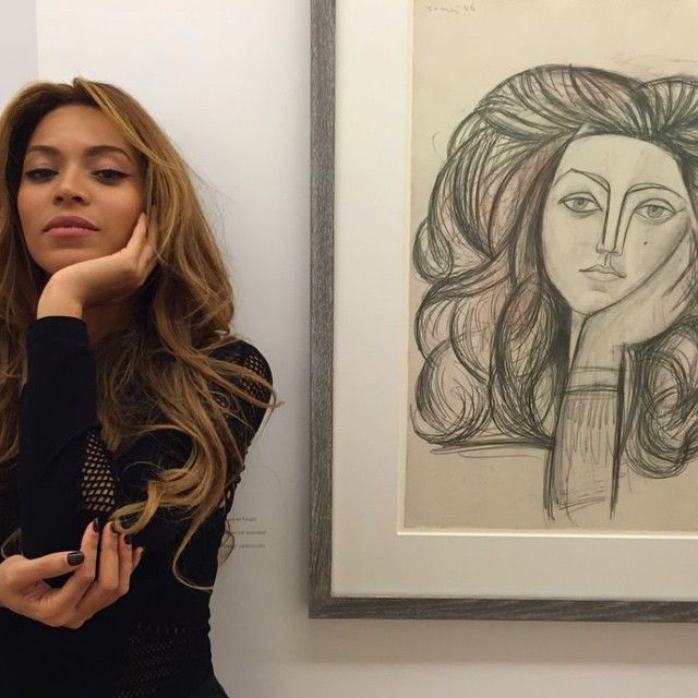The 10 Best Beauty Instagrams of the Week: Beyoncé, Jourdan Dunn, and More - Vogue