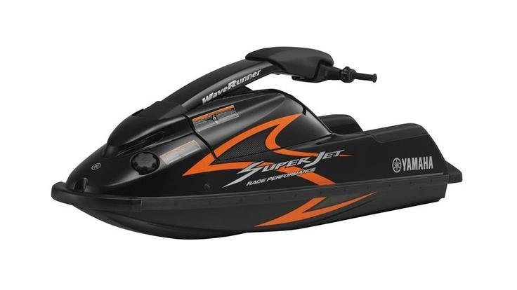 Yamaha - SuperJet - 2012