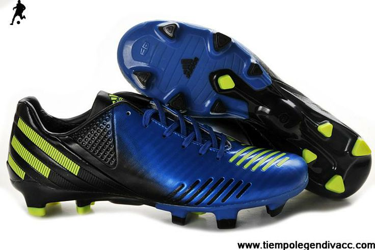 Cheap Adidas Predator LZ TRX FG - Dark Blue-Green-Black Soccer Boots For Sale