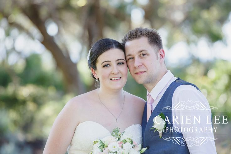 Nathan and Beckie's Busselton Wedding