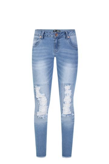 Ripped Skinny Jeans from Mr Price R199,99