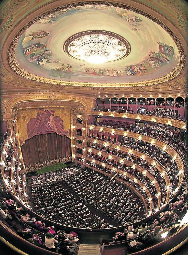 Teatro Colón. Buenos Aires