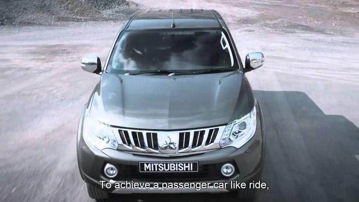 2015 Mitsubishi Triton Design Overview