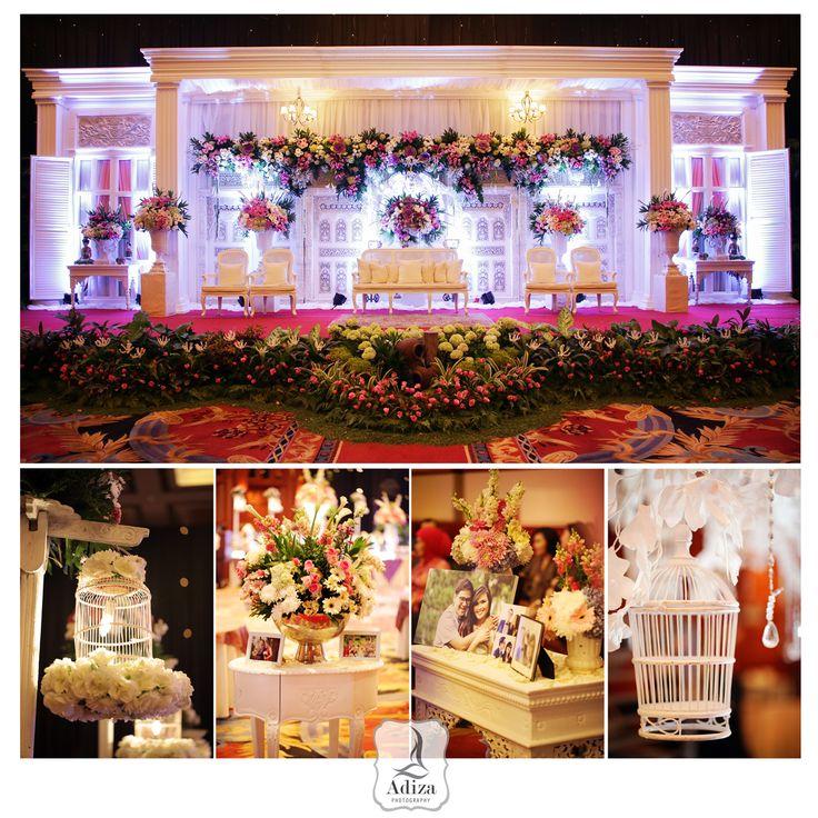 Decorator rich art dekorasi venue bidakara hotel for Dekorasi party di hotel