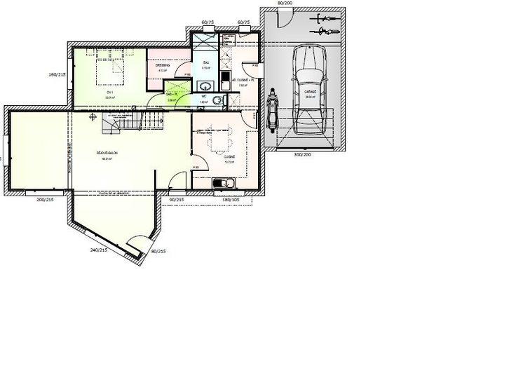 trendy plan achat maison neuve construire maisons bernard jambert avantprojet m la with prix maison neuve 200m2 - Prix Construction Maison Neuve 200m2