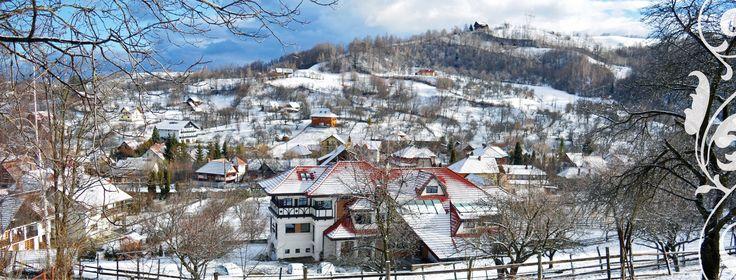 Poveste de iarnă la Conacul Brătescu, în Bran