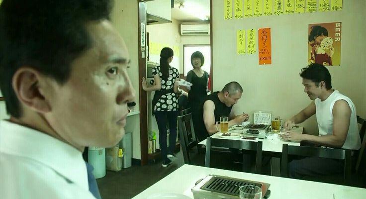 孤独のグルメ season4 #04 焼肉 大幸園 他の客のギャグにムッとする五郎さんw