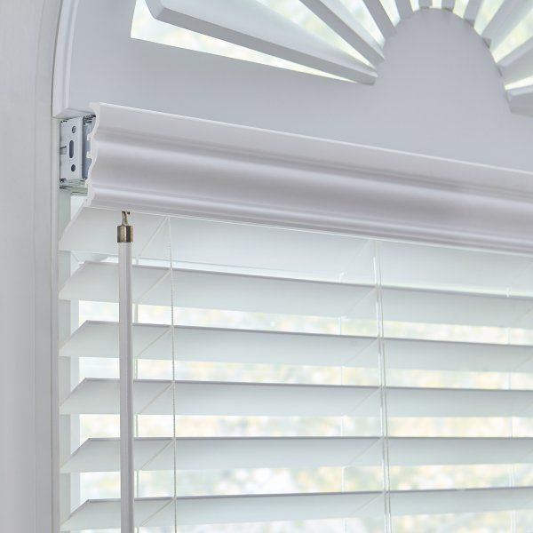 2 Inch Premium Faux Wood Blinds In 2019