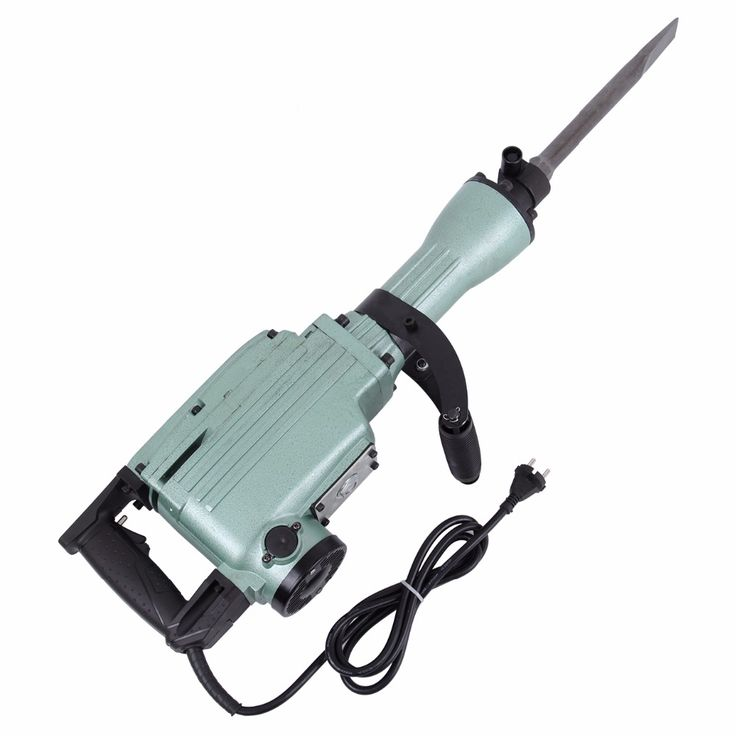 (Ship from Germany)  1850W Electric Jack hammer Demolition Braker Non-slip sweat-resistant handle