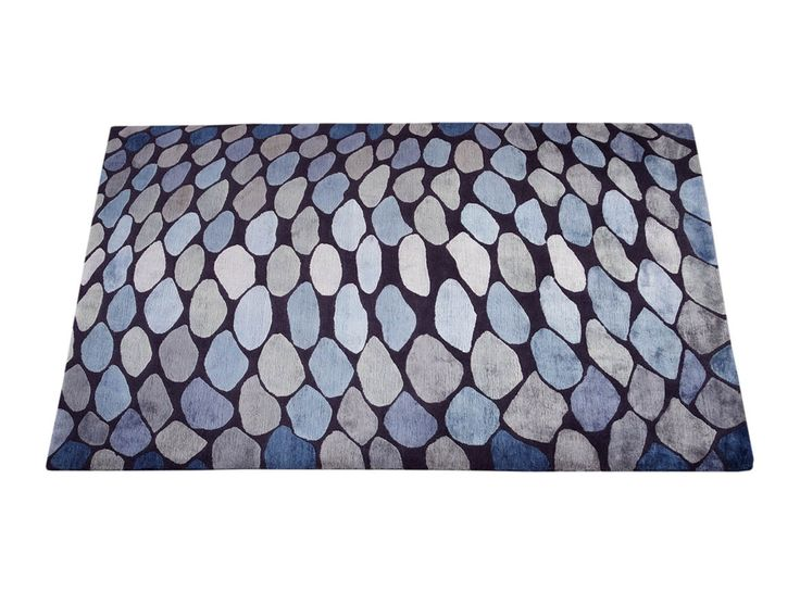 Deirdre Dyson Rugs - Fish Scales Rug #WhatsNew #Luxury #Homeware #Rugs