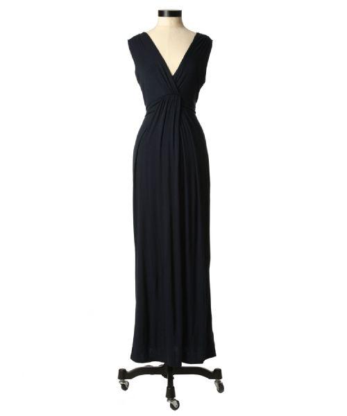 temperance meredith black maxi dress - only @Chris Munroe oh so glamorous!